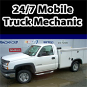 24/7 Mobile Truck Mechanic