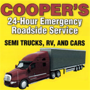 Cooper's 24 HR Emergency Roadside Service