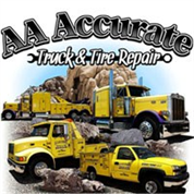 AA Accurate Truck & Tire Repair Inc.