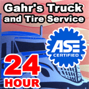 Gahr's Truck and Tire Service