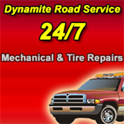 Dynamite Road Service 24/7 & Towing