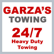Garza's Towing INC.