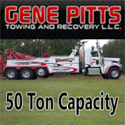 Gene Pitts Towing and Recovery LLC