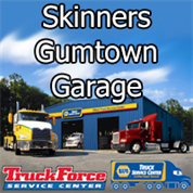 Skinner's Gumtown Garage