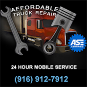 Affordable Truck Repair