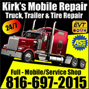 Kirk's Mobile Repair & Full Shop Service