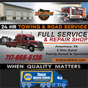 Blatt & Tillett Truck and Trailer Repair