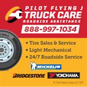 pilot flying j waco tx on truckdown