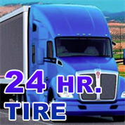 24 Hr. Tire. [formerly Love's Mobil Tire Service]