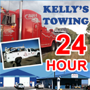 Kelly's Towing and Repairs/ Tires