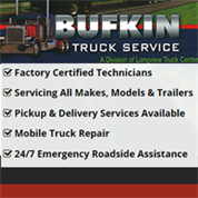 Bufkin Truck Service [A Division Of Longview Truck Center]