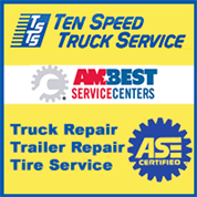 Ten Speed Truck Service, Inc. (AMBEST)
