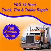 F & G Tire & 24Hr Road Service