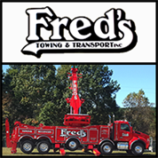 Fred's Towing & Transport Inc.