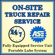 On-Site Truck Repair Service