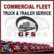 Commercial Fleet Truck & Trailer Service