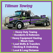 Tillman Towing (Gaston, SC) on TruckDown