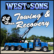 West & Sons Towing Inc