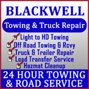 Blackwell's Truck & Trailer Repair and Towing Service