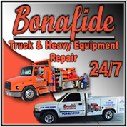 Bonafide Truck & Heavy Equipment Repair
