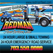 Redman Fleet Services Inc.