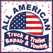 All American Truck & Trailer Repair, & Towing.