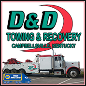 D & D Towing >> D D Towing And Recovery Campbellsville Ky On Truckdown