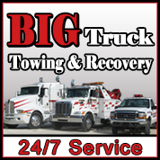 Big Truck Towing & Recovery