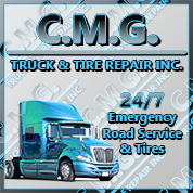 C.M.G. Truck & Tire Repair Inc.