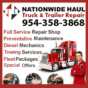 Nationwide Haul Truck & Trailer Repair