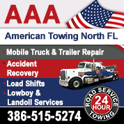 AAA American Towing of North Florida inc