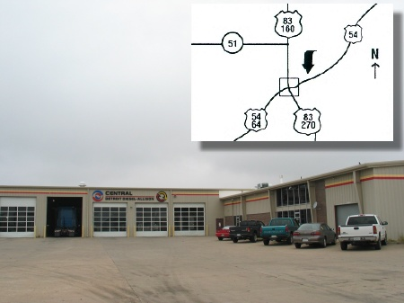 Mercedes Air Suspension >> Central Power Systems & Services (Liberal, KS) on TruckDown