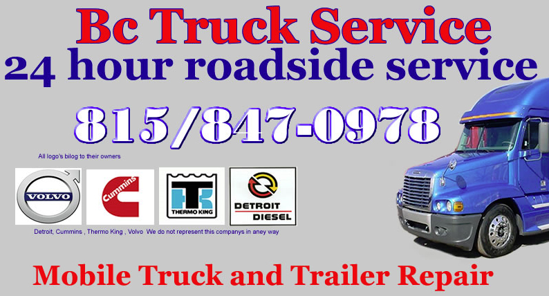 bc truck services belvidere il  truckdown