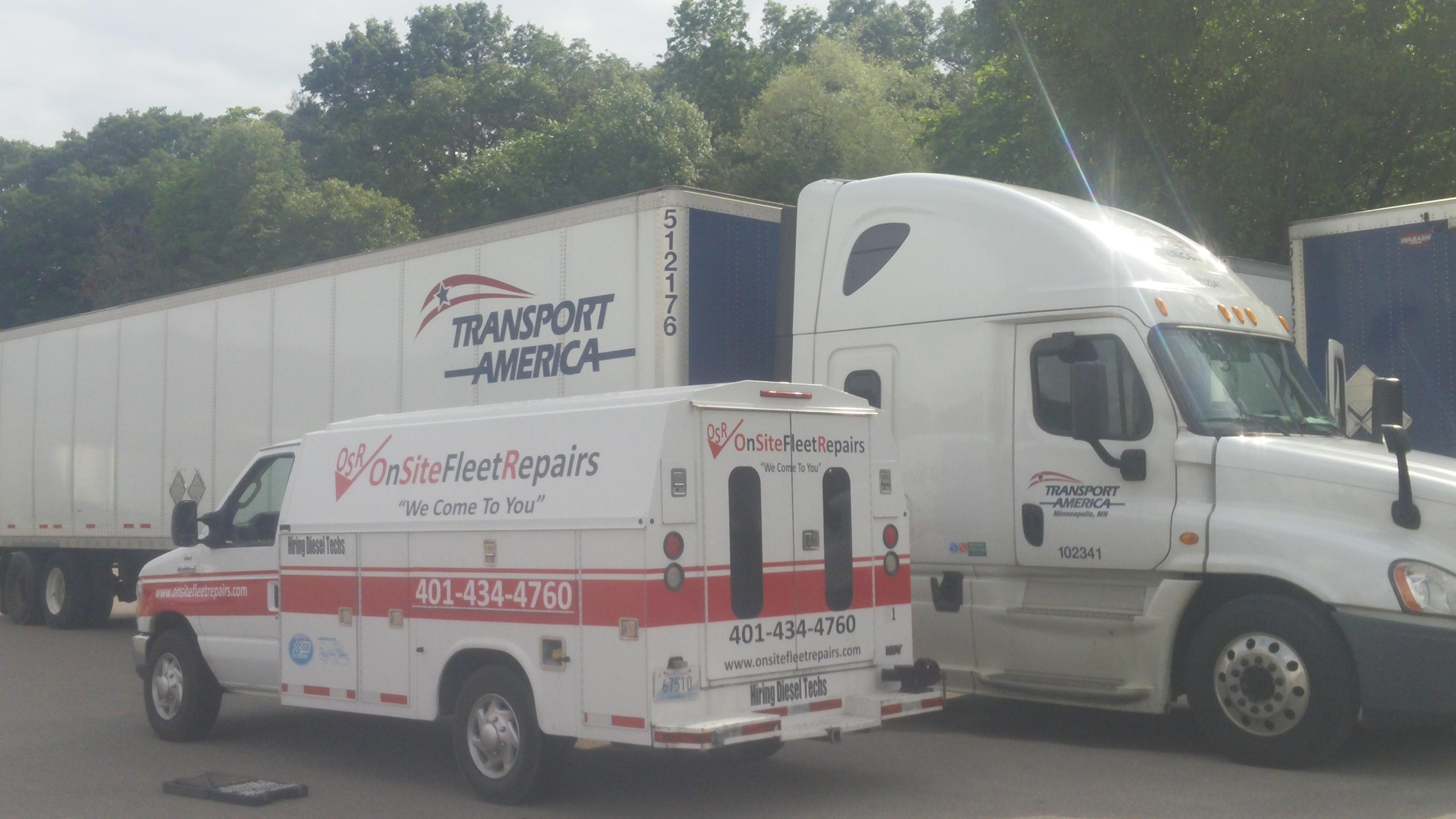 Onsite Truck Repair Rhode Island