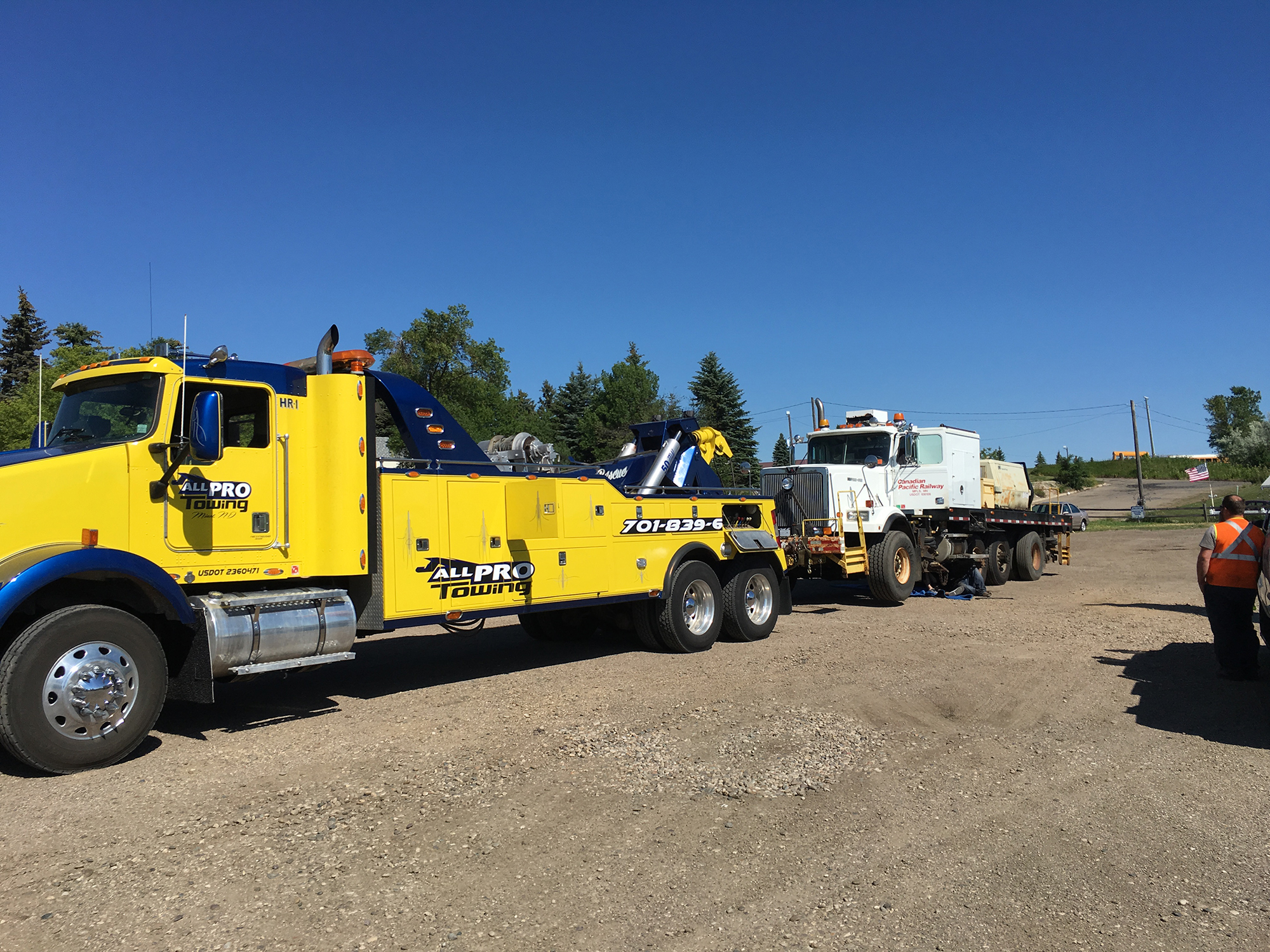 All Pro Truck And Trailer Repair Minot Nd On Truckdown