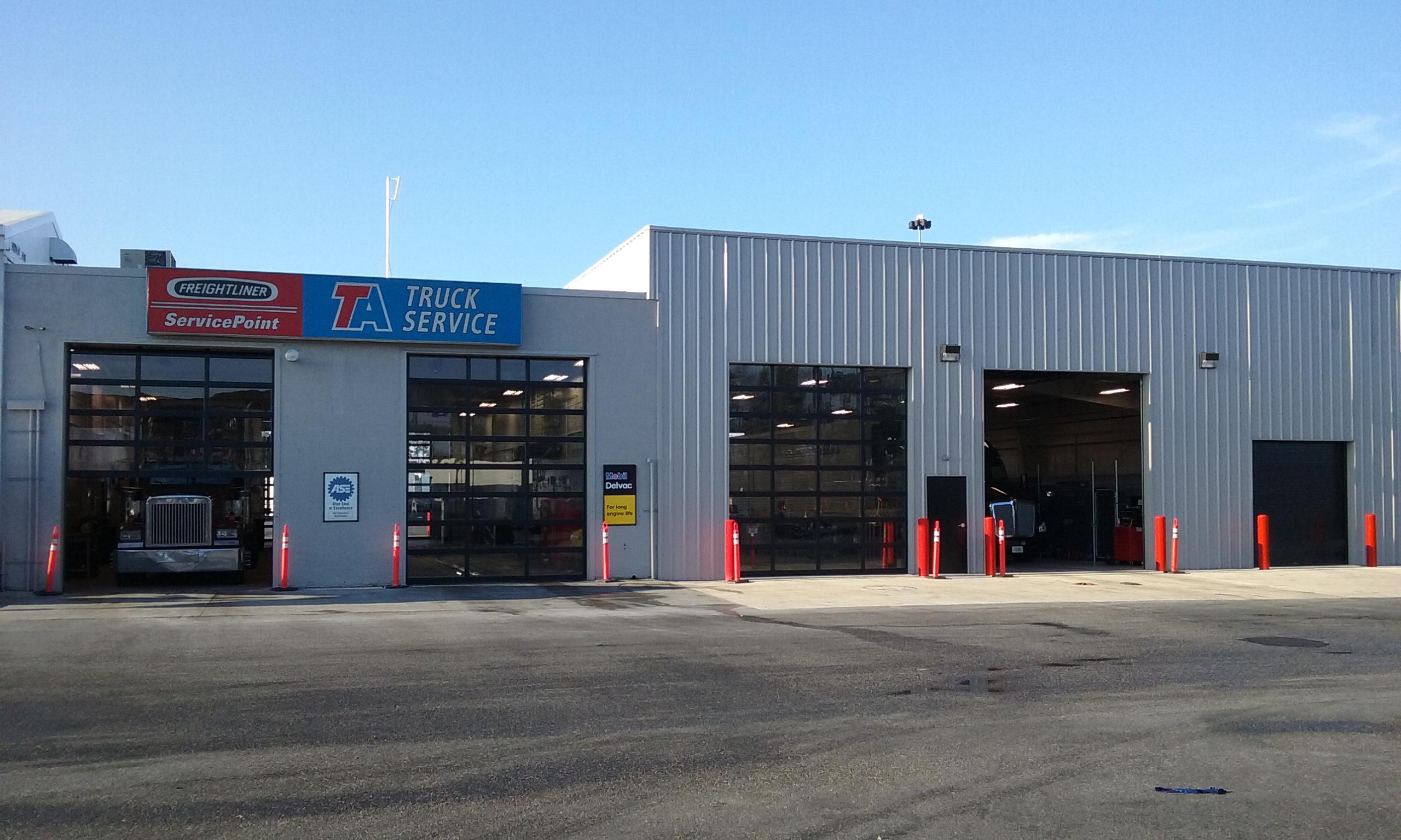 Travelcenters Of America Ashland Va On Truckdown