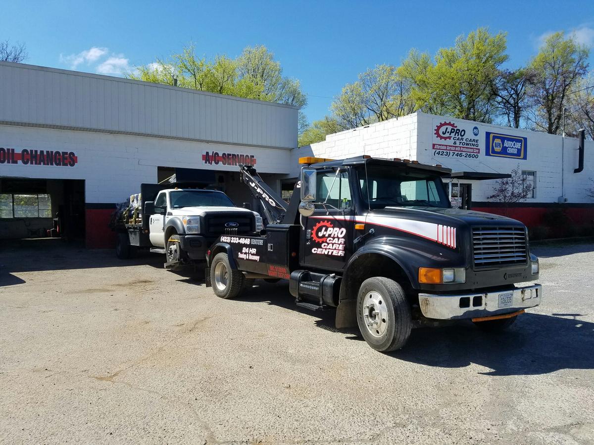 J-Pro (Athens, TN) on TruckDown