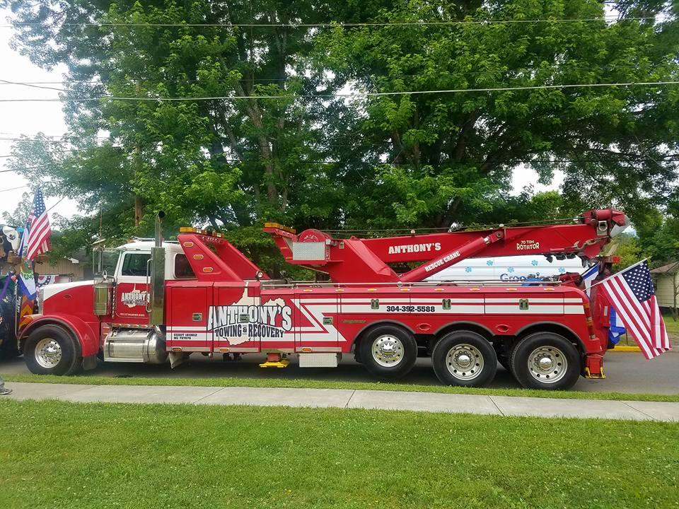 Anthony's Truck Repair LTD Co. (Crawley, WV) on TruckDown