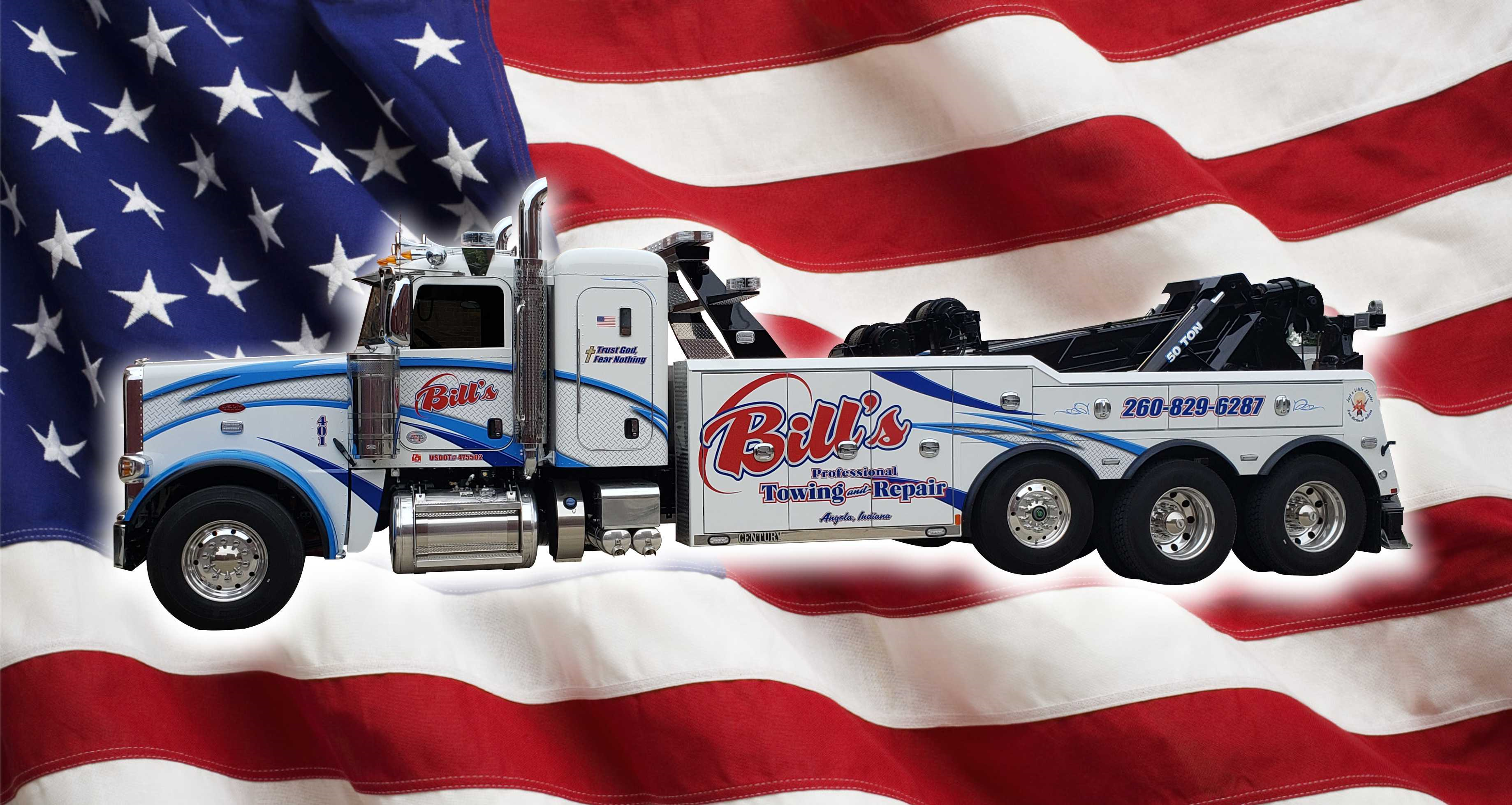 Bill S Professional Towing Amp Repair Fremont In On Truckdown